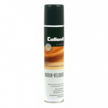 Collonil Velour + Nubuk 751 Black 200 ml