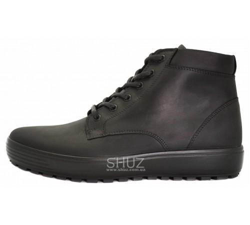 Ботинки мужские Ecco 450194(02001) SOFT 7 TRED