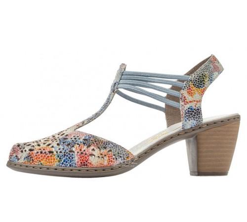 Туфли женские Rieker 40969-90
