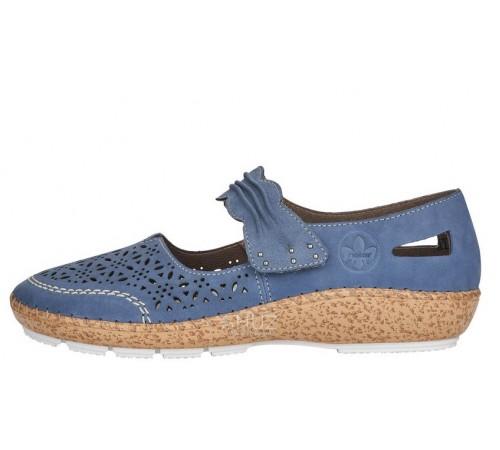 Туфли женские Rieker 44896-15