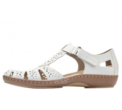 Туфли женские Rieker 45885-80