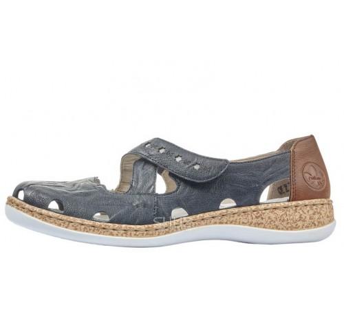 Туфли женские Rieker 46356-14