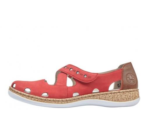 Туфли женские Rieker 46356-33