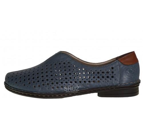 Туфли женские Rieker 48457-12