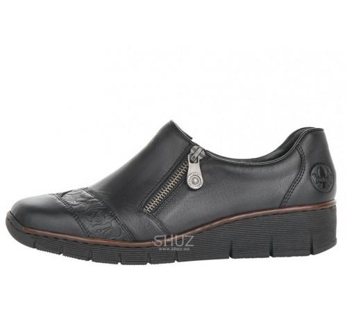 Туфли женские Rieker 53761-00