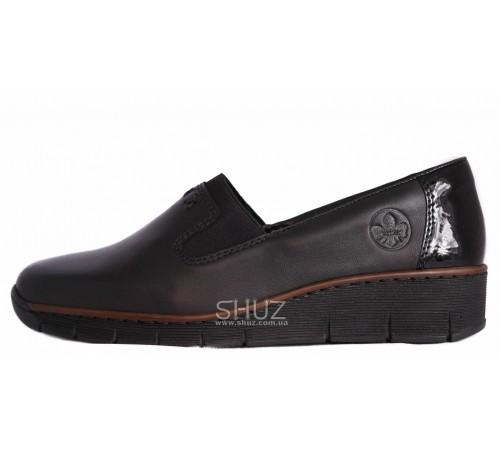 Туфли женские Rieker 53762-01