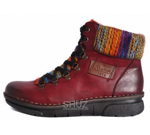 Ботинки женские Rieker 73343-35