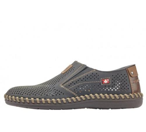 Туфли мужские Rieker B2455-14