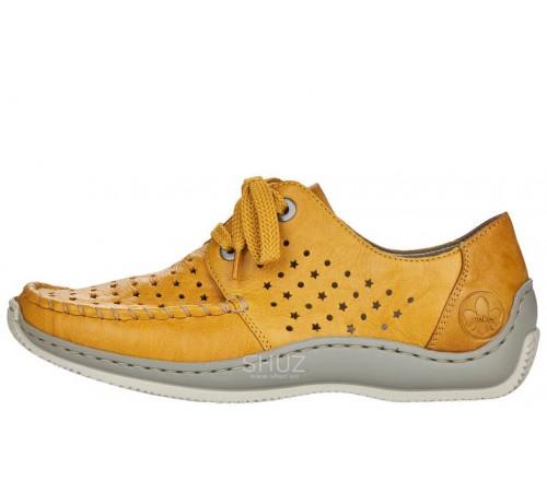 Туфли женские Rieker L1716-68