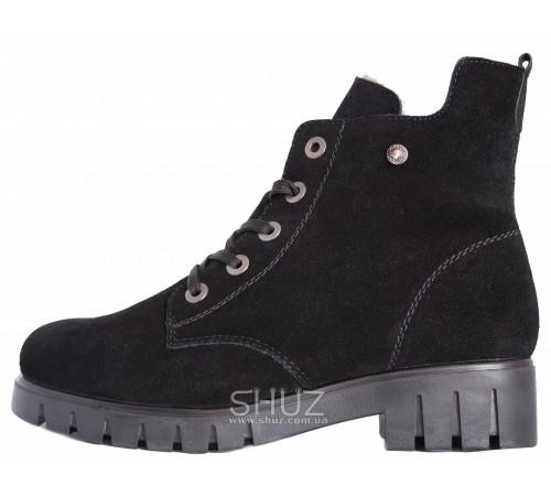 Ботинки женские Rieker X2610-00