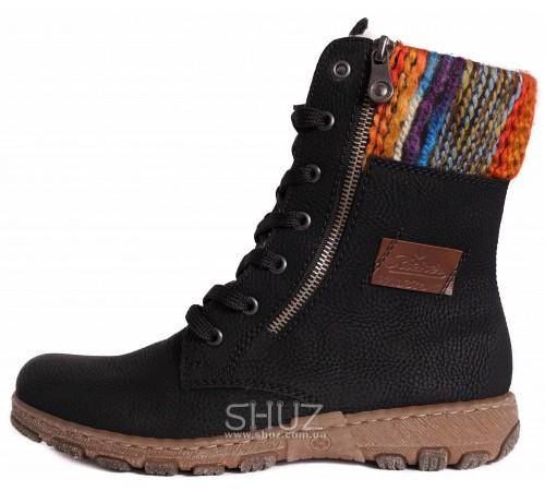 Ботинки женские Rieker Z0123-00